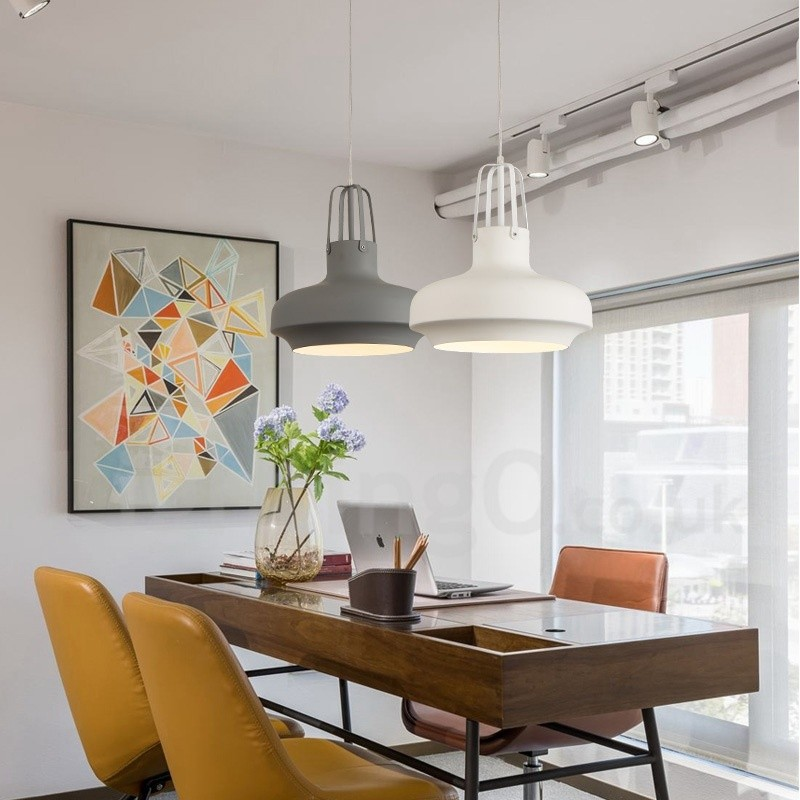 Light Filled Contemporary Living Rooms: 1 Light Modern/ Contemporary Dining Room Living Room Study