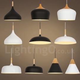 Modern/ Contemporary 1 Light Pendant Light for Dining Room, Living Room, Bedroom, Kitchen Lamp