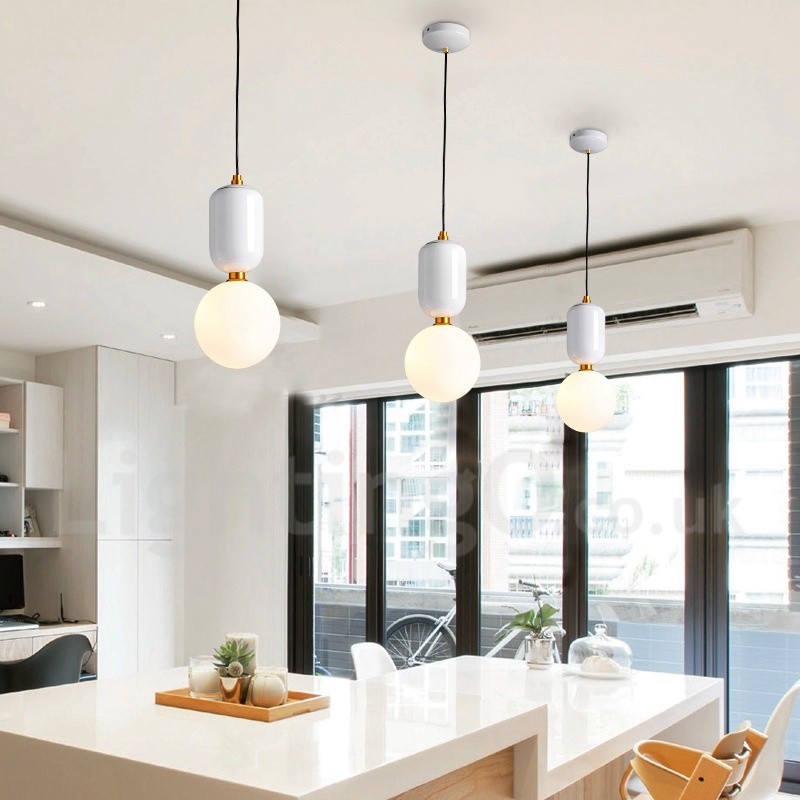 LED Modern/ Contemporary Dining Room Bedroom Pendant Light