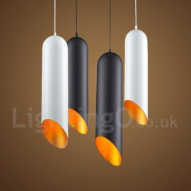 LED Modern/ Contemporary 1 Light Pendant Light for Dining Room Living Room Bedroom Lamp