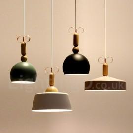 Modern/ Contemporary Dining Room Bedroom Multi Color Pendant Light