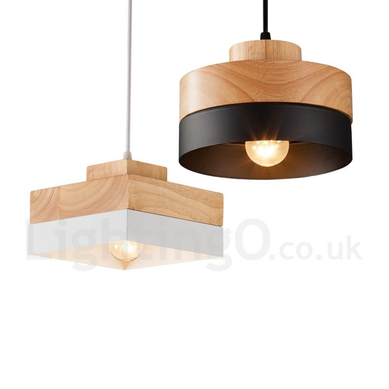 Modern Contemporary Wood Dining Room Living Room Metal