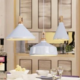 Modern/ Contemporary 1 Light Pendant Light for Dining Room Living Room Bedroom Lamp