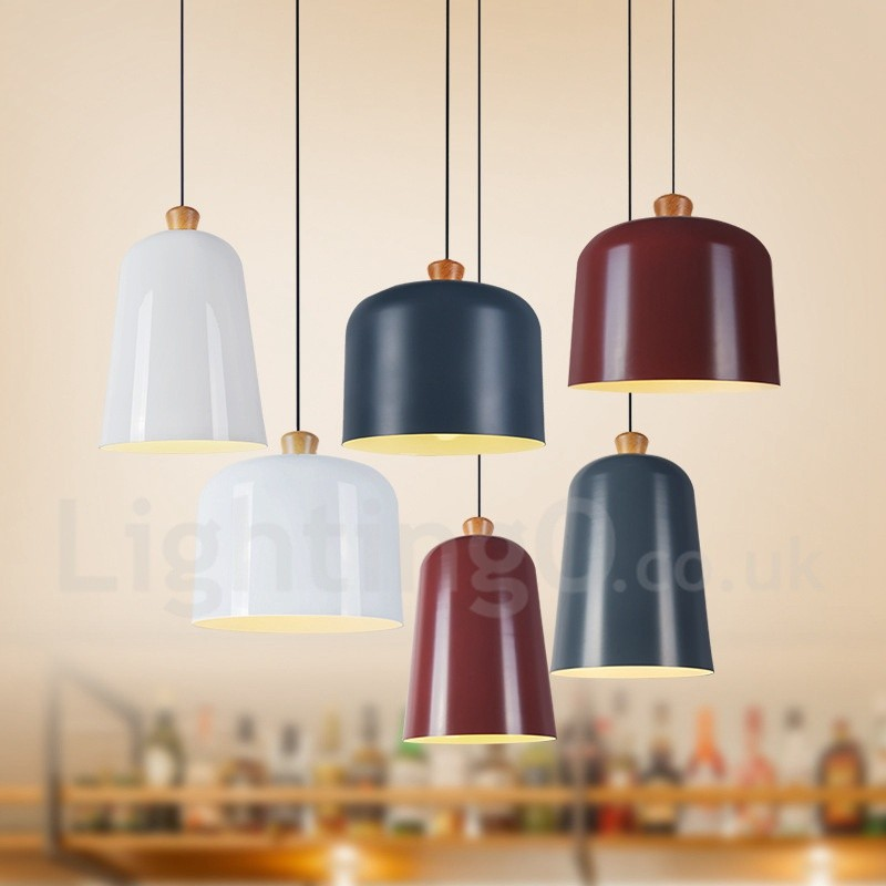 Modern Contemporary Dining Room LED Pendant Light For