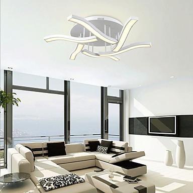 90W Modern/Contemporary LED Flush Mount Living Room / Bedroom / Dining Room / Kitchen