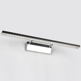 AC 110-130 AC 220-240 7 LED Integrated Modern/Contemporary Electroplated Feature for LED,Downlight Bathroom Lighting Wall Light