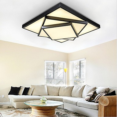 bedroom ceiling lights uk square flush mount led modern contemporary living room 14193