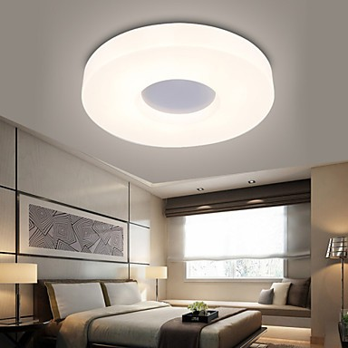 Round Ceiling Lights Flush Mount Led Modern Contemporary