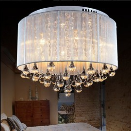 Romantic K9 crystal Ceiling lamp