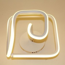 Wall Lamp Simple Modern Creative Llight Personalized Bedroom Decorative Lights Aisle Balcony Embedded LED Wall Lamp