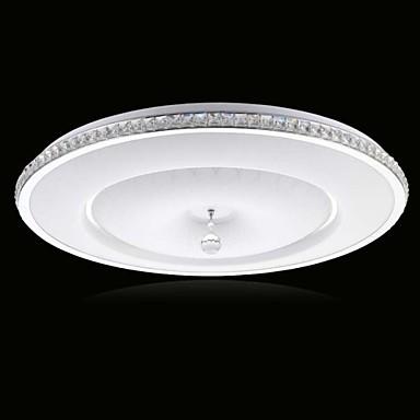 90~265V 21W Flush Mount Crystal / LED Modern/Contemporary Living Room/ Bedroom/ Dining Room/ Kids Room Metal Metal