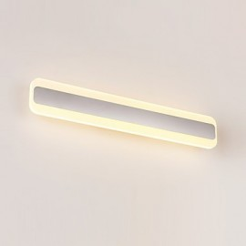 AC 100-240 20 LED Integrated Modern/Contemporary Chrome Feature for LED Bulb Included,Ambient Light Bathroom Lighting Wall Light