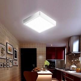 Flush Mount Lights white LED 9W High light transmittance Simple Modern