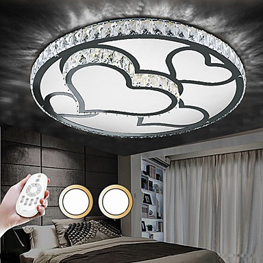 34W Modern/Contemporary LED Others Metal Flush Mount Living Room / Bedroom / Dining Room / Study Room/Office