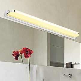 LED / Mini Style / Bulb Included Bathroom Lighting,Modern/Contemporary LED Integrated Metal