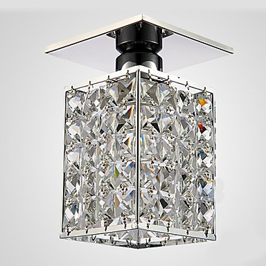 Max 60W Modern/Contemporary Electroplated Metal Flush Mount Living Room / Bedroom