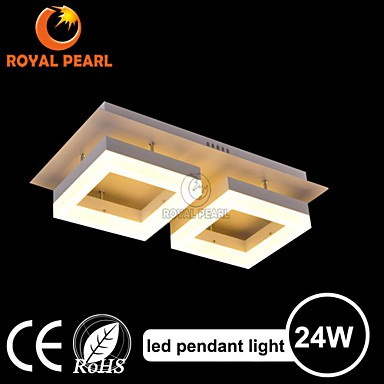Durable Design 24W Ceiling Pendant Light