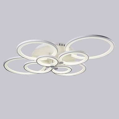 Epistar Chips CE RoHS 130W Modern Led ceiling Light