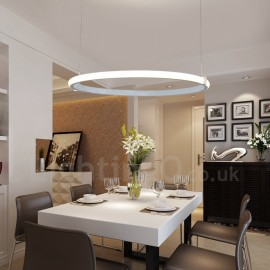 Ring Modern/Contemporary Living Room,Dining Room,Bed Room Chandeliers