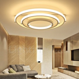 3 Rings Modern/Contemporary Living Room,Dining Room,Bed Room Chandeliers