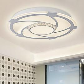 Modern/Contemporary LED Metal Flush Mount Living Room / Bedroom / Dining Room / Study Room/Office