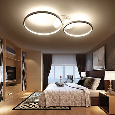 49W Modern/Contemporary LED Flush Mount Living Room / Bedroom / Dining Room / Kitchen