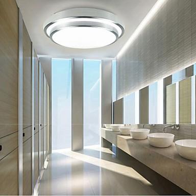 Flush Mount Lights LED 24W The Study Office Light Round Simple Modern Diameter 41CM