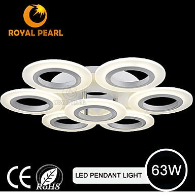 High Demand Export Products Office 63W Led Pendant Light