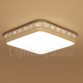 Modern/Contemporary LED Integrated Living Room,Bed Room Metal Flush Mount