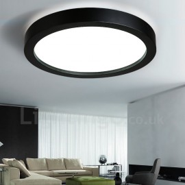 Modern/Contemporary LED Integrated Living Room,Dining Room,Bed Room Metal Flush Mount