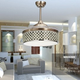 Modern/Contemporary Invisible Ceiling Fan Ceiling Fans