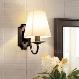 Single Light Modern/Contemporary LED Integrated E14 Indoor Wall Sconces