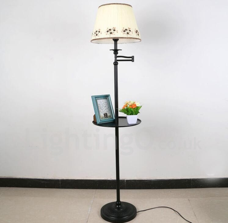 Modern Contemporary Led Integrated Metal Floor Lamps