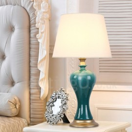 Traditional/Classic LED Integrated Ceramics Table Lamps