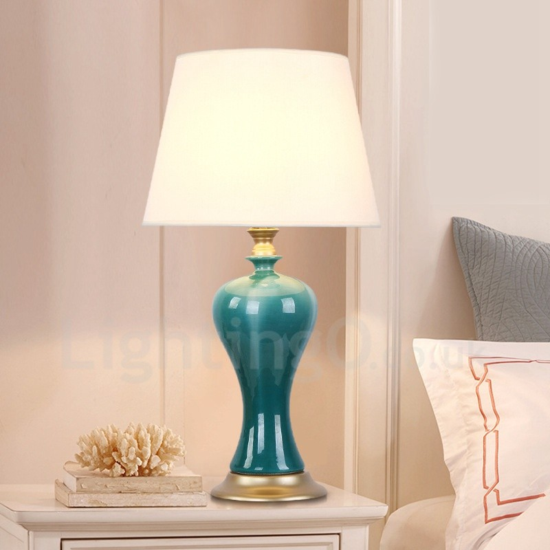 Traditional/Classic LED Integrated Ceramics Table Lamps ...