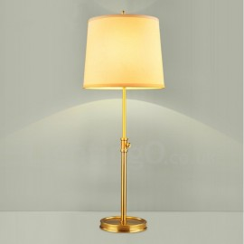 Retro LED Integrated Metal Copper Table Lamps