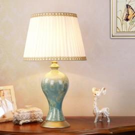 Retro LED Integrated Ceramics Ceramics Table Lamps
