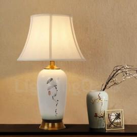 Traditional/Classic LED Integrated Ceramics Ceramics Table Lamps
