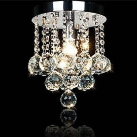 60 Modern/Contemporary / Traditional/Classic / Country Crystal Chrome Crystal Chandeliers / Pendant Lights