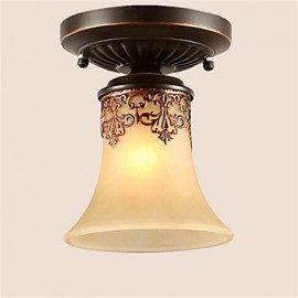 YL Chandeliers/Pendant Lights LED Traditional/Classic/Rustic/Lodge/Vintage/Retro/Lantern/Living Room/Bedroom/Dining