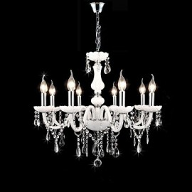 Modern/Contemporary Traditional/Classic Others Feature for Crystal Candle Style GlassLiving Room Bedroom Dining Room Study Chandelier