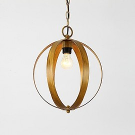 Loft Metal Amercian Industrial Style Painting Color European Chandelier Lamp for the Indoor / Hotel / Coffee Room / Decorate Pendant Lamp