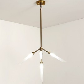 5 Light Mini Style Personalized Modern/Contemporary Chandelier