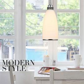 1 Light Modern/Contemporary LED Integrated Living Room,Dining Room,Bed Room Metal Pendant Lights
