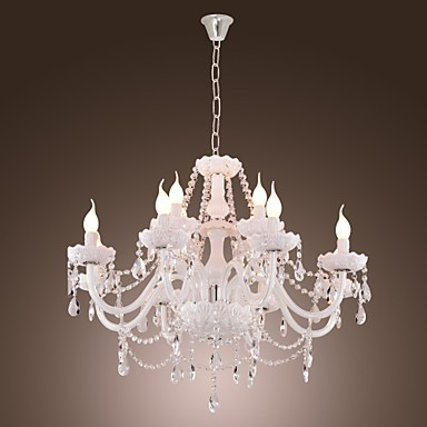 Max 40W Modern/Contemporary Electroplated Chandeliers Living Room / Dining Room / Kitchen