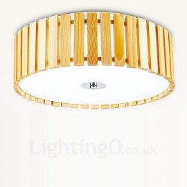 18w Modern / Contemporary Flush Mount Ceiling Lights with Acrylic Shade for Bathroom,Living Room,Study,Kitchen,Bedroom,Dining Room,Bar