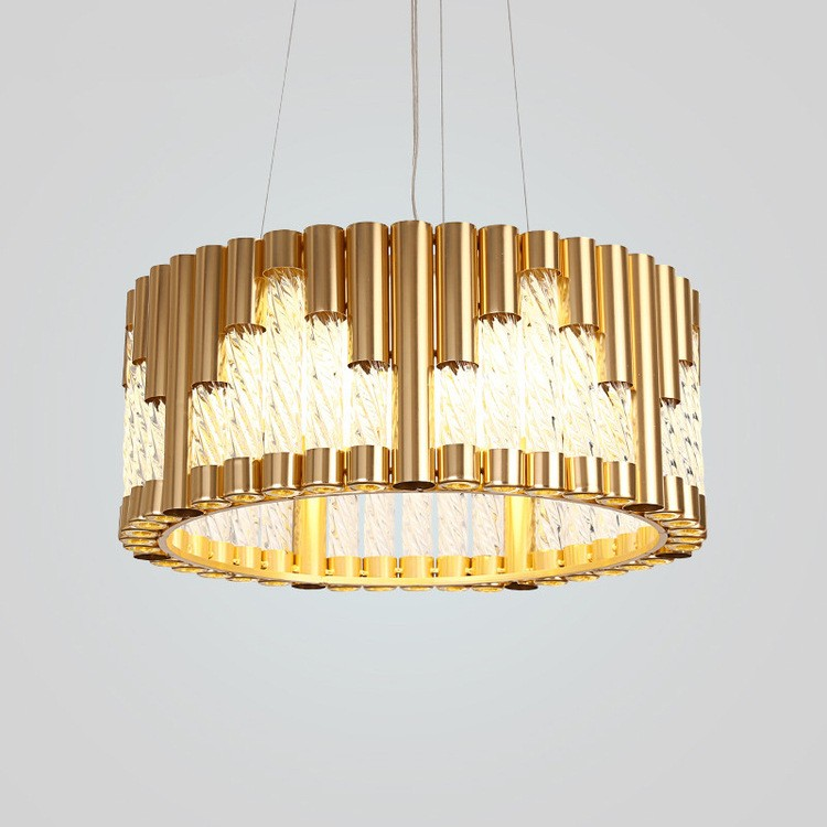 LED Modern / Contemporary Ceiling Lights Copper Plating