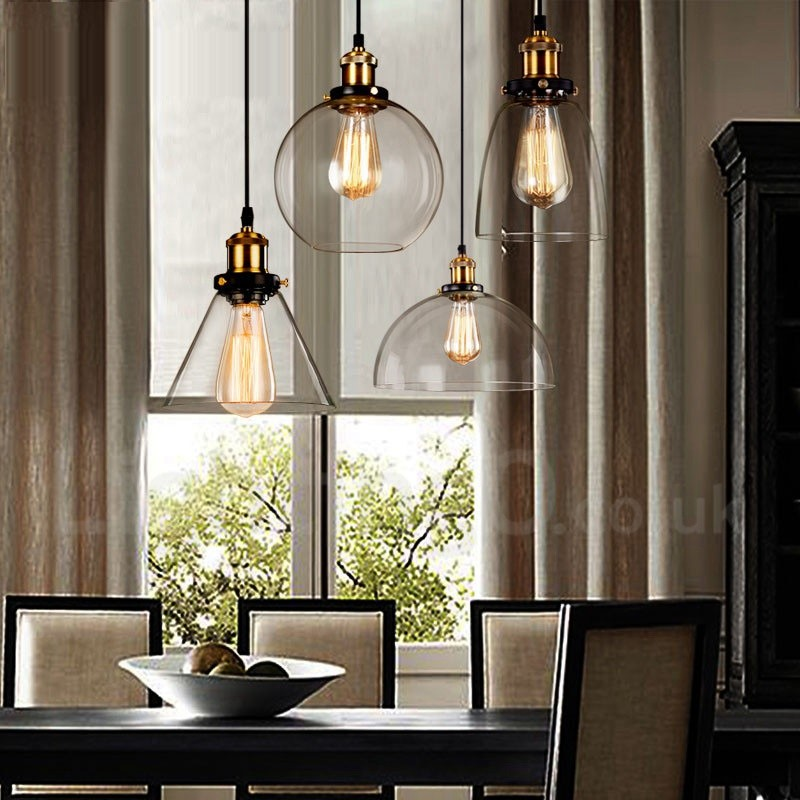 Pendant Lights Helpful Vintage Retro Pendant Lights Glass Led Pendant Lamps For Living Room Dinning Room Kitchen Hanglamp Lighting Fixtures Lights & Lighting