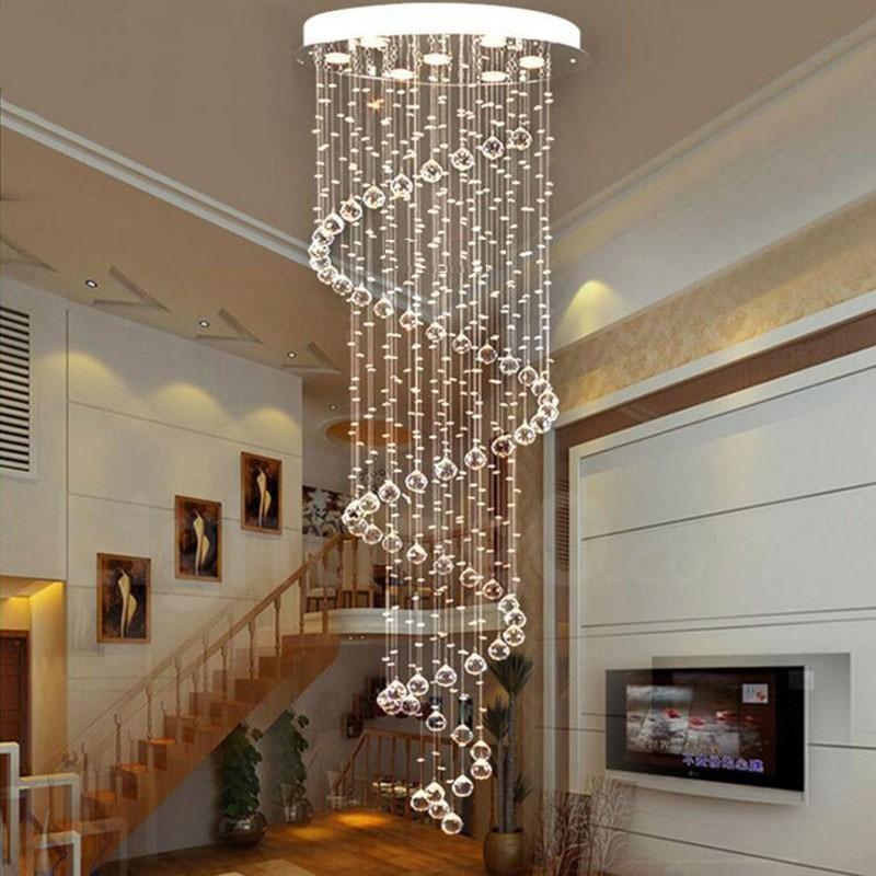 ... 7 Lights Modern LED K9 Crystal Ceiling Pendant Light Indoor Chandeliers Home Hanging Down Lighting L&s ... & 7 Lights Modern LED K9 Crystal Ceiling Pendant Light Indoor ...