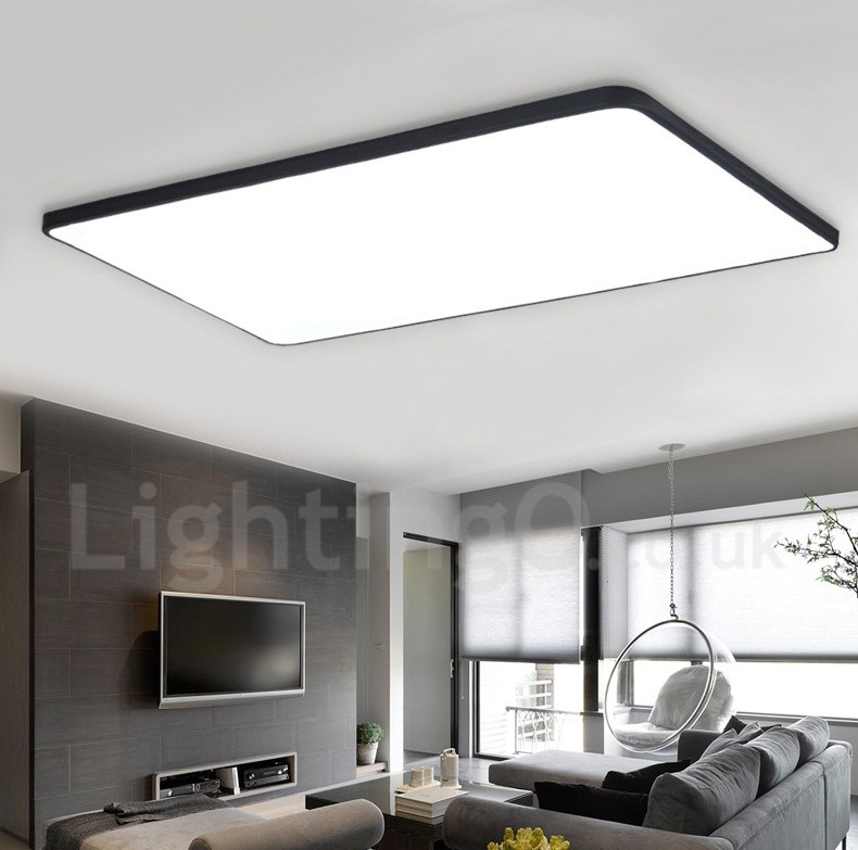 Dimmable Led Modern Contemporary Nordic Style Flush Mount Ceiling
